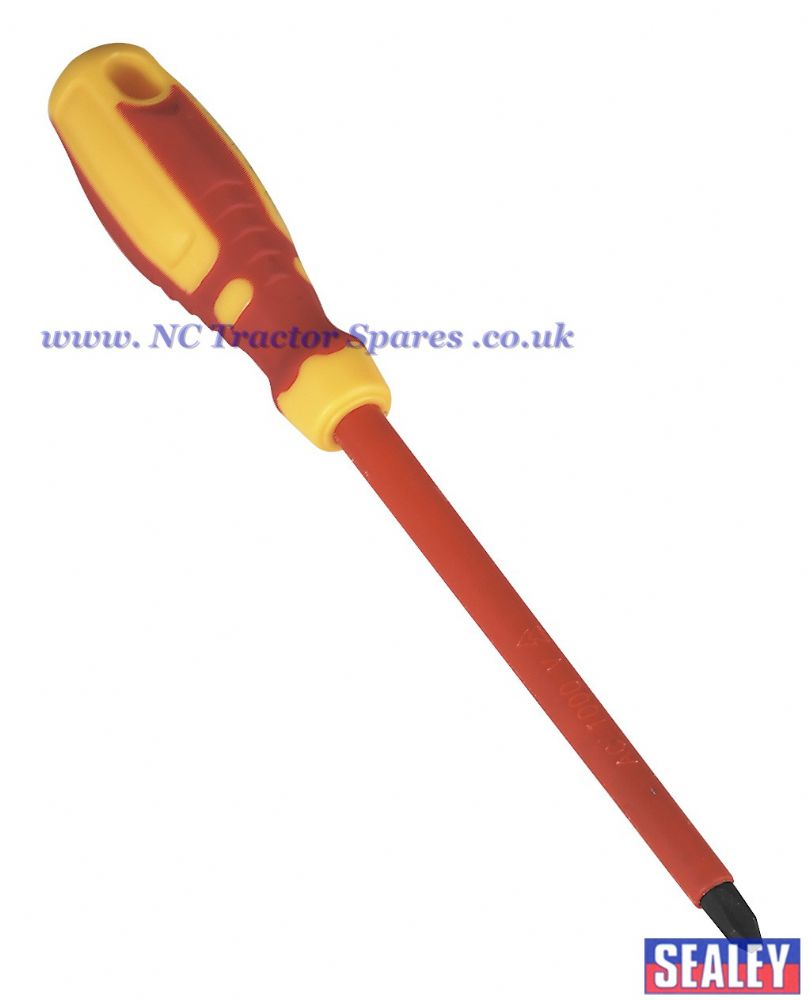 Screwdriver Phillips #3 x 150mm VDE/TUV/GS Approved GripMAX